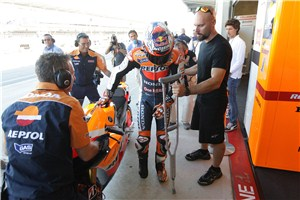 Stoner pulls out of Brno