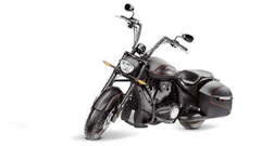 2013 Victory Hard-Ball Bagger Looks As Means As It Gets
