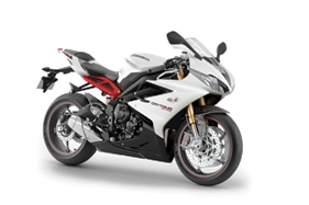 Triumph Reveal 2013 Daytona 675R