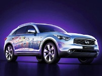Infiniti and Red Bull Step Up Collaboration News Image