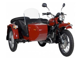 2013 Ural Tourist, the Comfortable Sidecar Touring Machine
