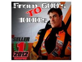 Clinton Seller will compete in 2013 SA Superbike Championship on a ZX10R Kawasaki