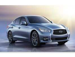 Official: New Q50 will be the First Infiniti Model to Share Engines with Mercedes  News Image