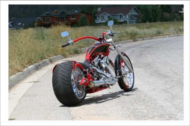Big Bear Choppers Athena ProStreet