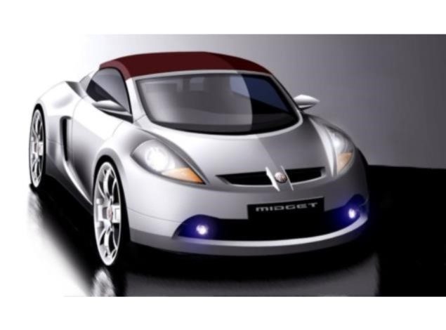 MG Roadster still in the works, could be five years off - report News Image