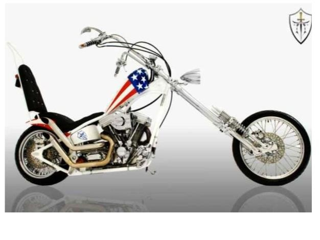 Captain America's Bike Is Made in Turkey
