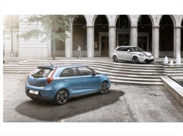 New subcompact to lead MG's European expansion News Image
