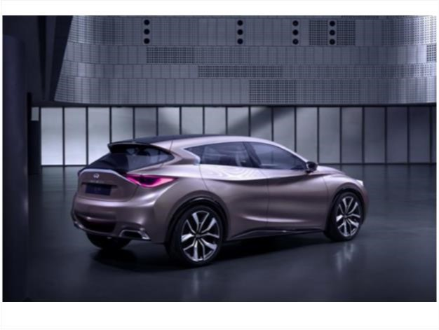 Infiniti Q30 -Debuts tomorrow at Frankfurt Motor Show News Image