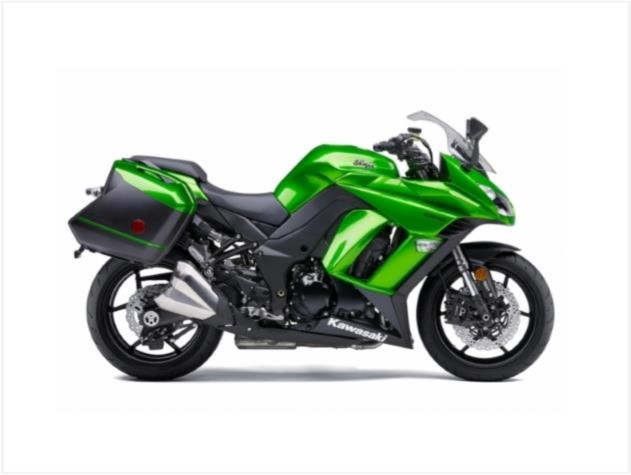 Upgraded Kawasaki Ninja 1000 for 2014