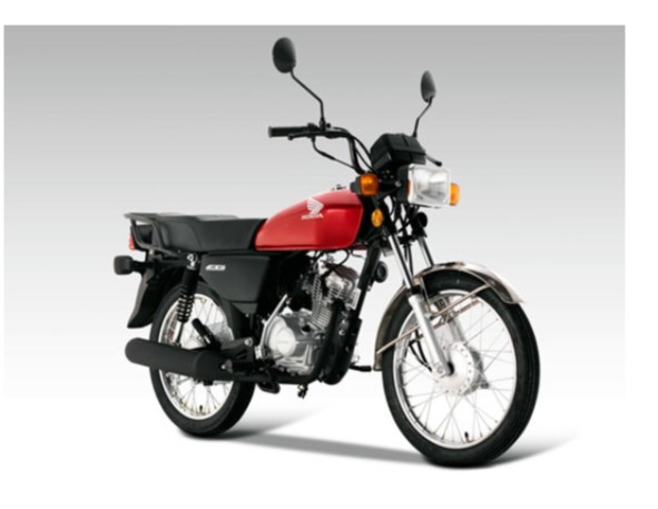 Honda CG110-the USD 630 Motorcycle for Africa