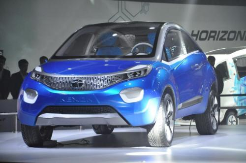 Tata Nexon and ConnectNext concepts unveiled News Image