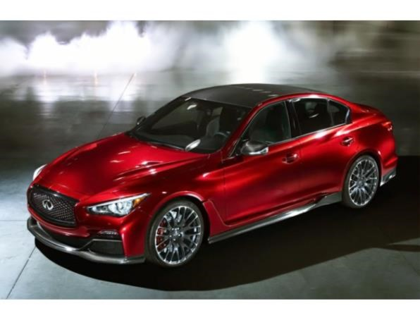 Infiniti brings 560hp Q50 Eau Rouge Prototype to Life  News Image