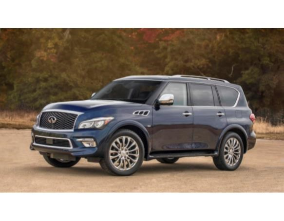 2015 Infiniti QX80 receives updates for New Model Year News Image