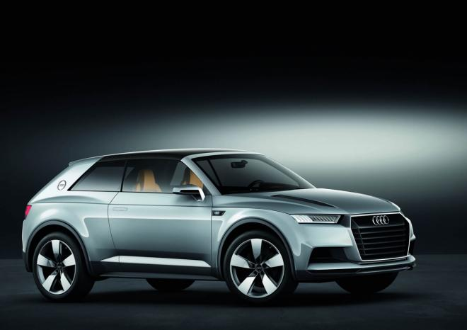 Audi Q8 arriving in 2017 together with RS version-Report