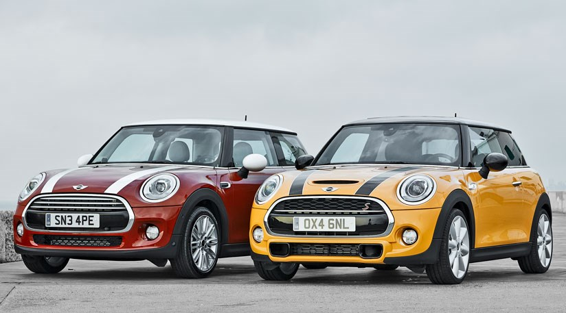 MINI has introduced the new Cooper SD and Cooper One First News Image