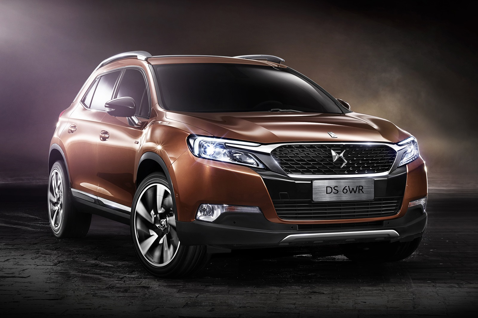 The DS 6WR-The First French Luxury SUV Interior Revealed in China News Image