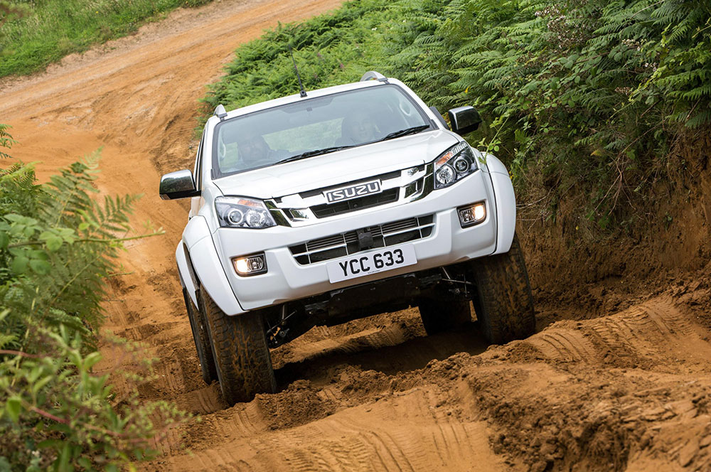 Isuzu Trailview evolves for a richer user experience News Image
