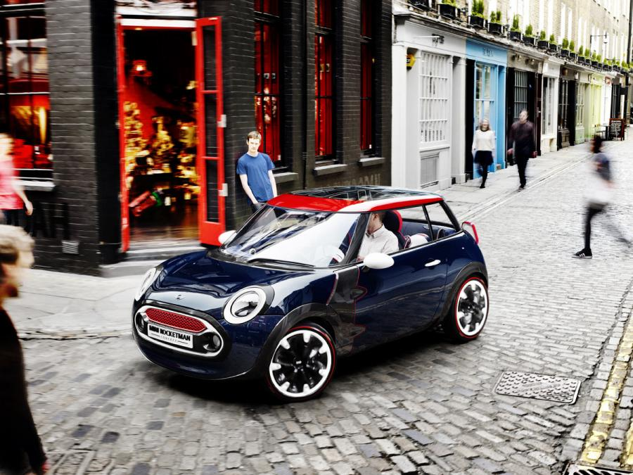 Is the Mini Rocketman Back on the Agenda? News Image
