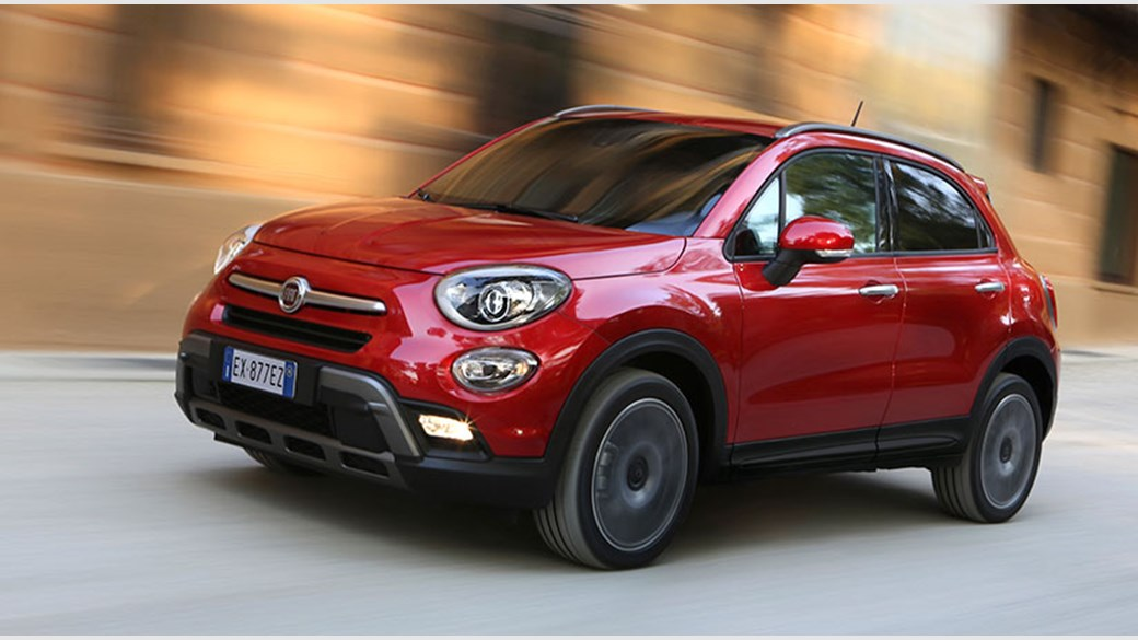 This is the 2015 Fiat 500X News Image