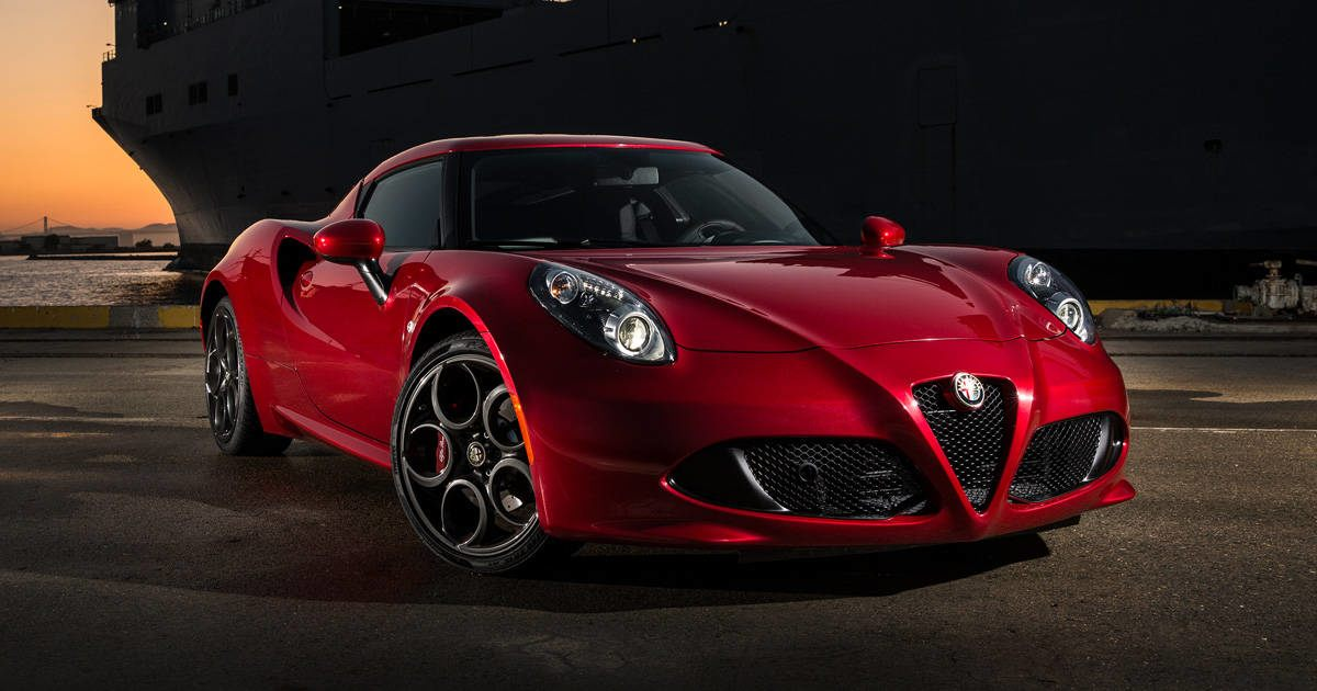 ALFA ROMEO WANTS TO CHALLENGE THE GERMANS WITH A PREMIUM SUV OF ITS OWN News Image