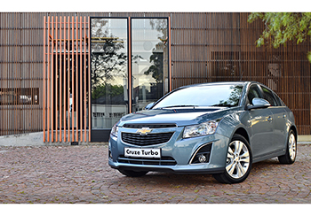 2015 CHEVROLET CRUZE NAMED FLEET CAR OF THE YEAR vehilce news image