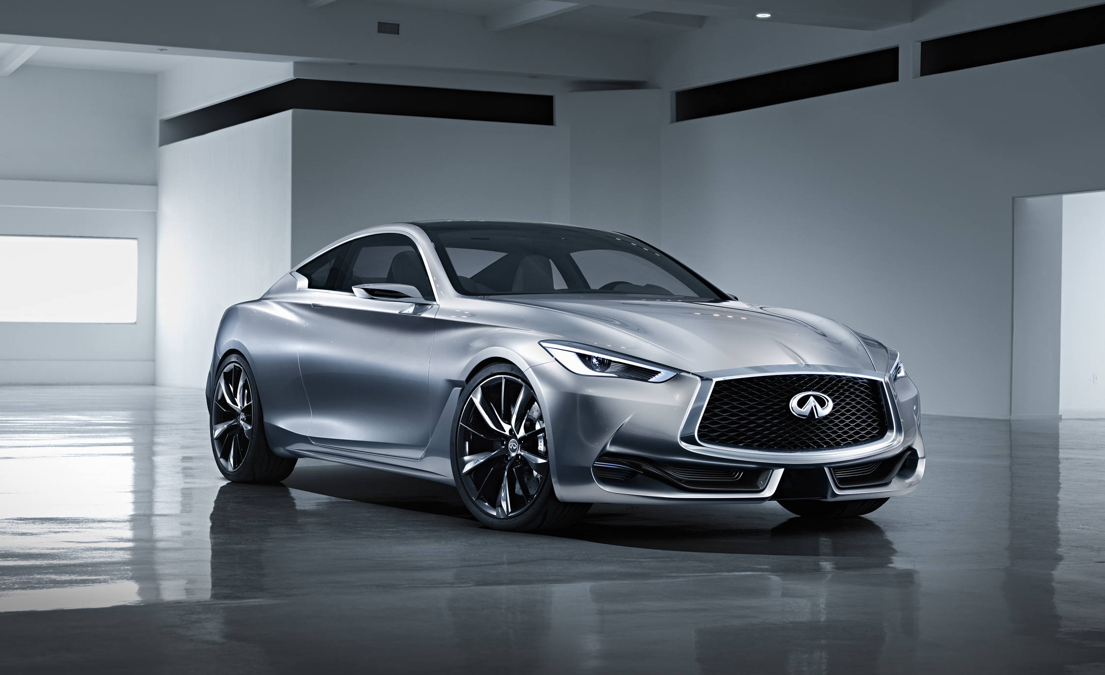 THE INFINITI Q60 CONCEPT News Image