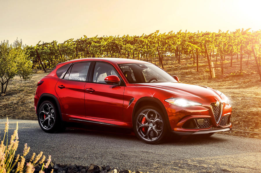 Alfa Romeo to launch crossover in 2016 News Image