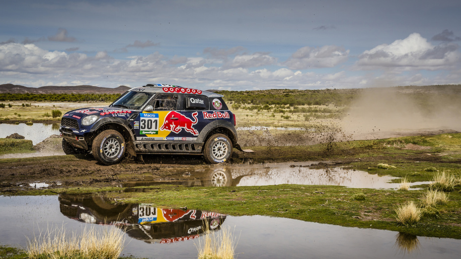 Mini Wins Dakar Rally For Fourth Year In A Row News Image