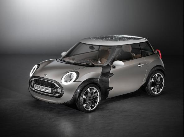 Mini Minor to be co-developed with Toyota News Image