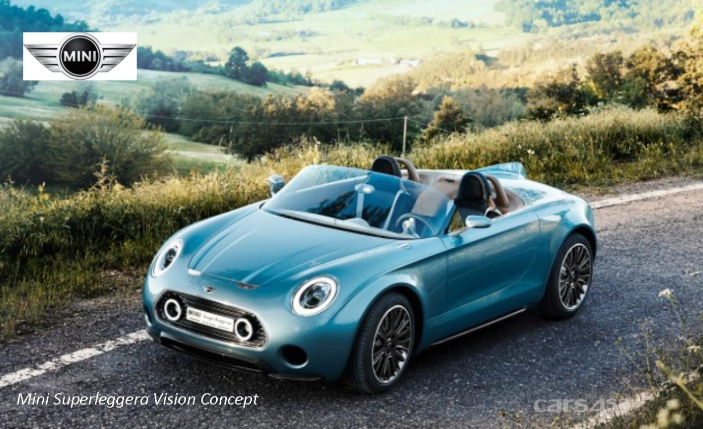 MINI SPORTS CAR COMING IN 2019 News Image