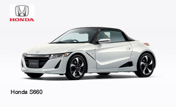 HONDA S660 SELLS OUT IN JAPAN News Image