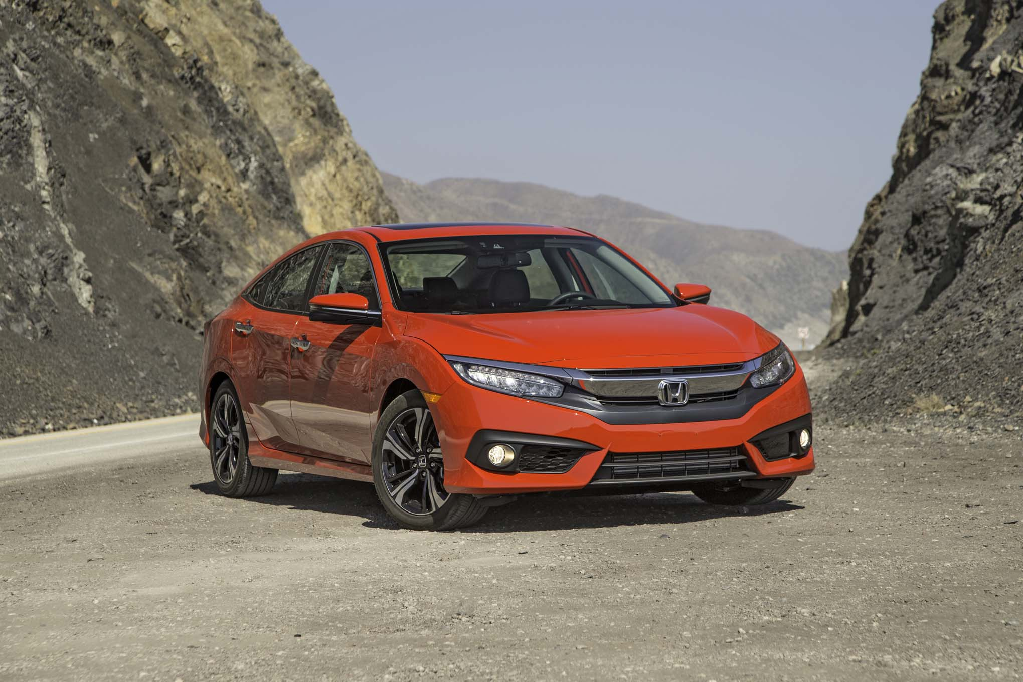 NEXT HONDA CIVIC TURNS ON THE STYLE News Image