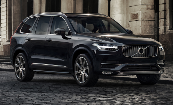 DEMAND FOR THE ALL-NEW VOLVO XC90  News Image