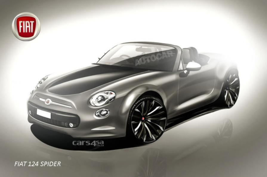 REBORN FIAT 124 SPIDER TO GET ABARTH VERSION News Image