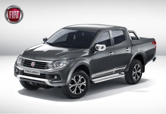 Fiat Professional Launches New Pick-up in Dubai News Image