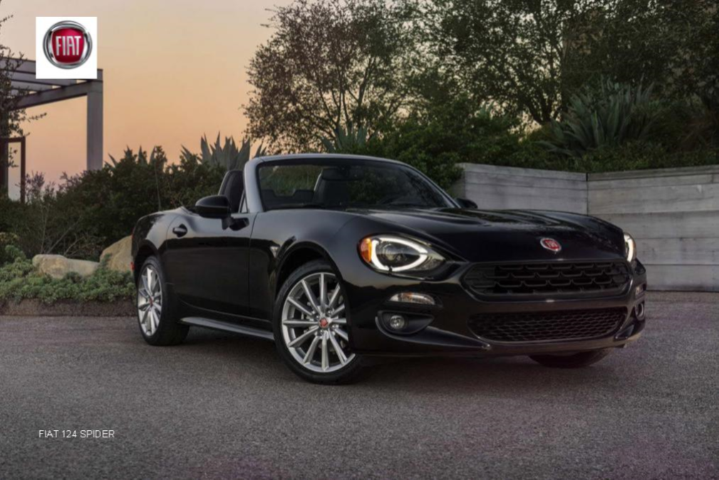 FIAT 124 SPIDER FIRST DETAILS EMERGE News Image