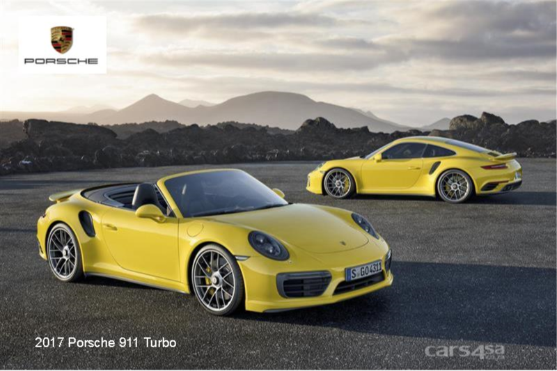NEW PORSCHE 911 TURBO AND TURBO S BLAST IN WITH UP TO 572BHP News Image