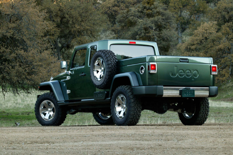 Jeep Wrangler-Based Pickup Is Finally Heading To Production vehilce news image