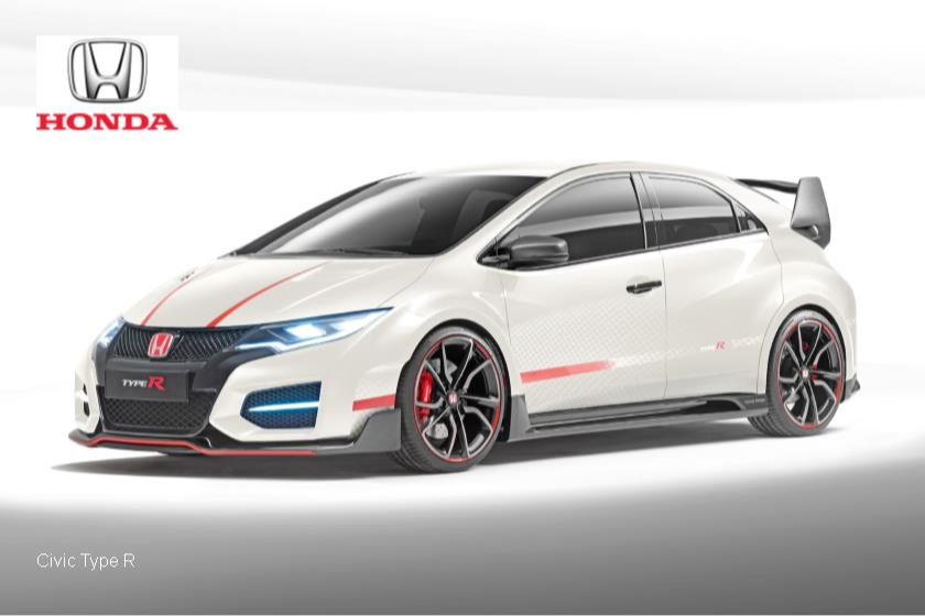 Civic Type R in final five of World Performance Car of the Year 2016  vehilce news image