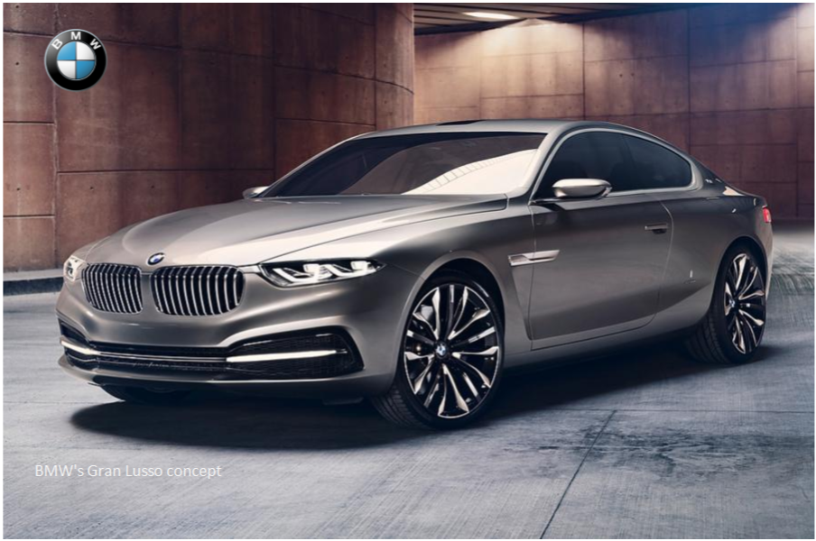 BMW 8 Series to return in 2020 News Image