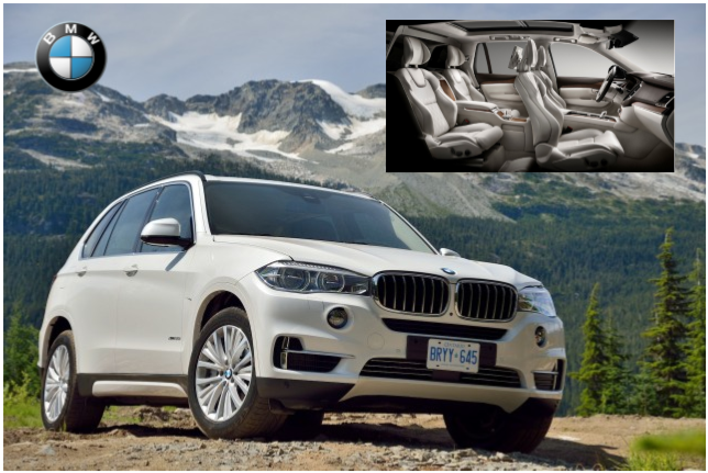 BMW confirms extra-luxurious, four-seat X7 News Image