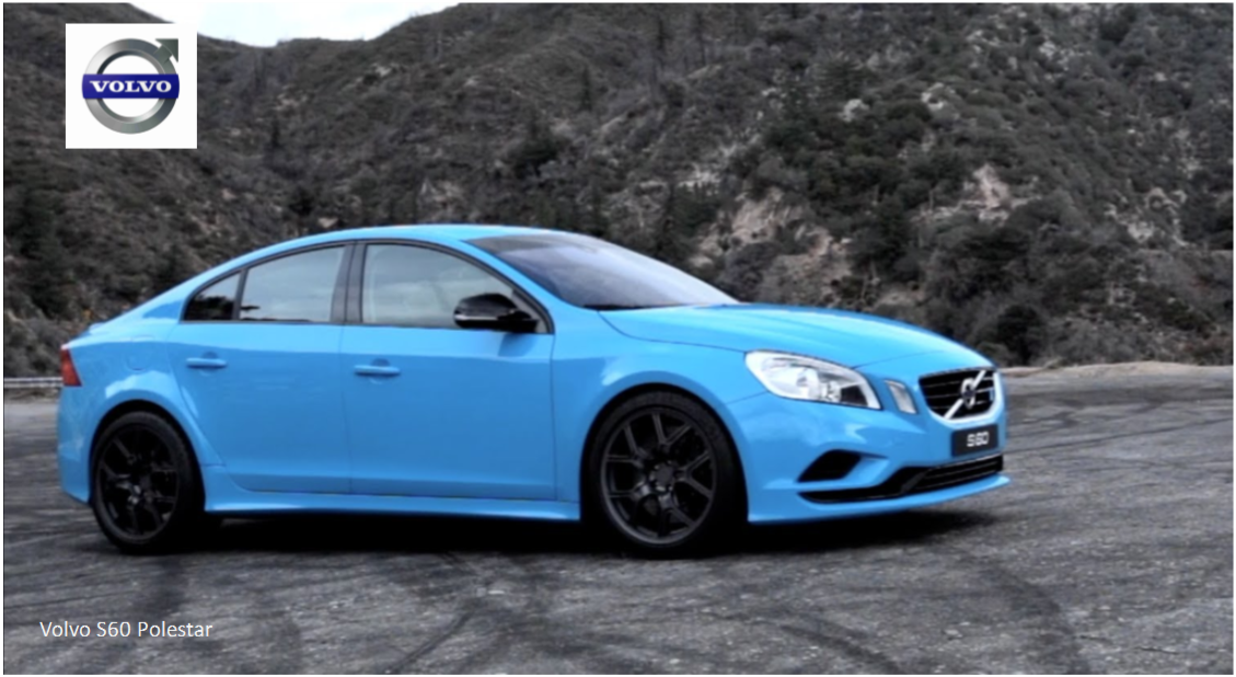 New 270 kW Volvo S60 Polestar heading for South Africa News Image