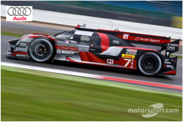 AUDI TO APPEAL SILVERSTONE EXCLUSION News Image