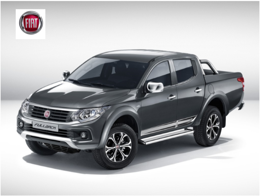 2016 Fiat Fullback Will Go on Sale in Europe in May News Image