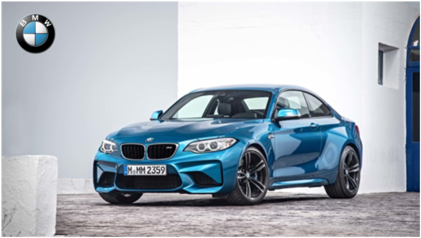BMW ADDS M2 TO POTENT M LINE-UP News Image