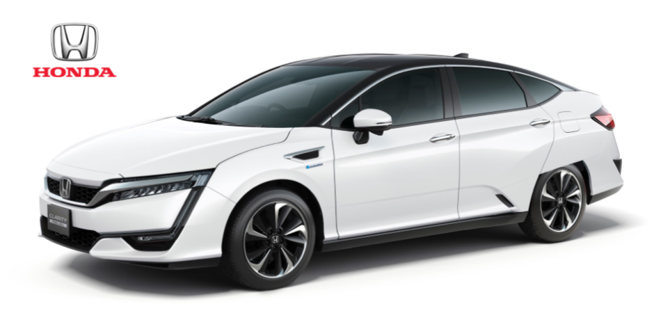 HONDA CLARITY SERIES BRINGS EV, PHEV TO HYDROGEN FUEL CELL MODEL News Image