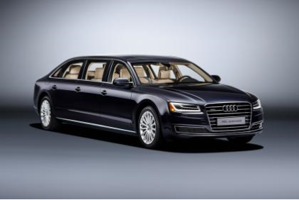 Audi A8 could get posher and longer to rival Maybach News Image