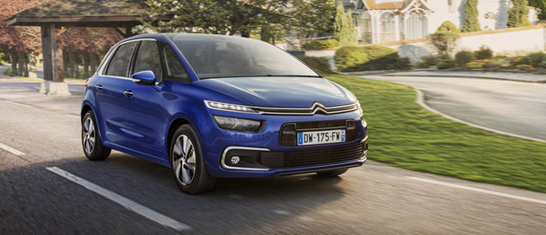 Citroen C4 Picasso and Grand C4 Picasso updated with improved tech vehilce news image