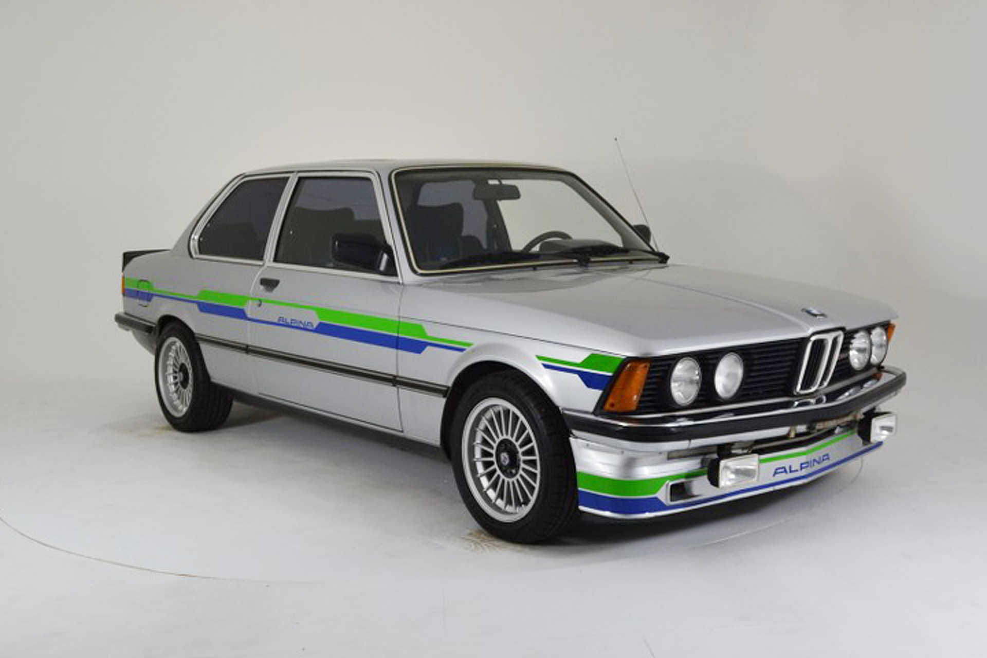 This Alpina C1 is a rare bit of BMW 3 Series history News Image