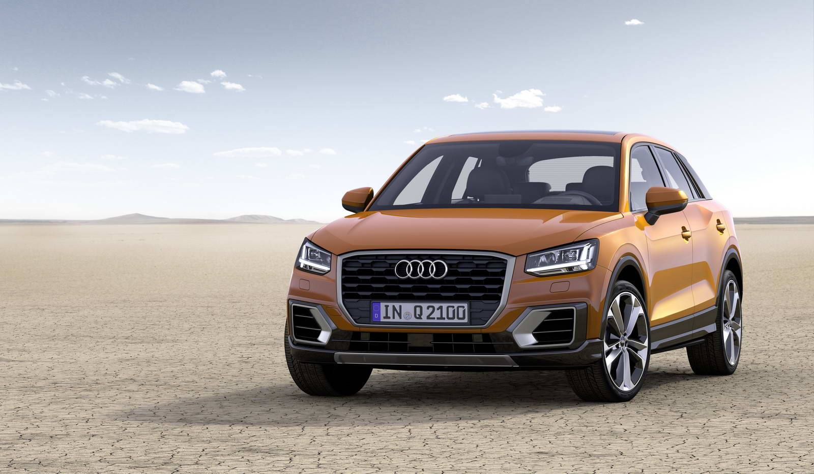 Audi Q2 could cannibalise other models in brand line-up News Image